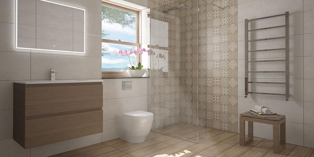 Wet Room Installation Leeds | Luxury Wet room Design | BASI Bathrooms