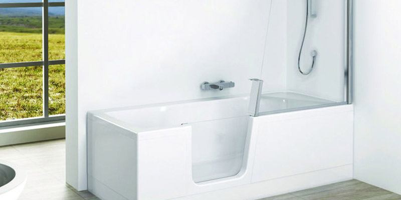 Style easy access bath