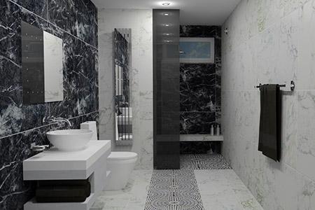 VR Luxury Wet Room Tour