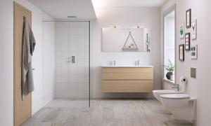 Modern wet room