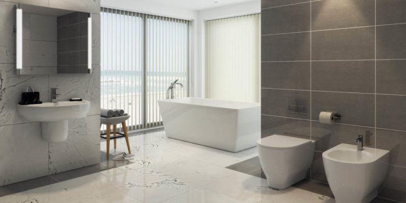luxury bathrooms installers