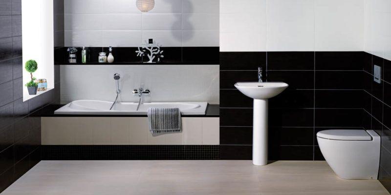 small bathroom fitting