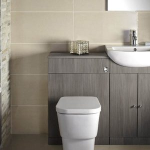 Clever storage ideas for small bathrooms