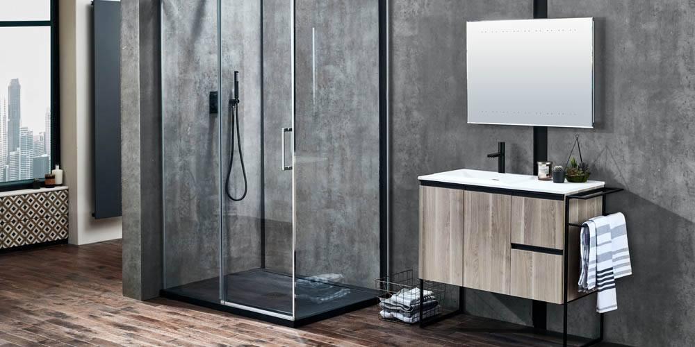 modern en-suite bathroom fitters