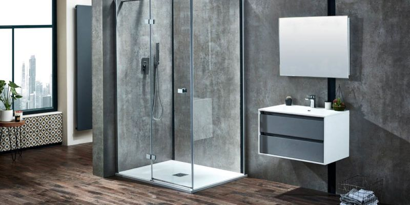 luxury shower room designers