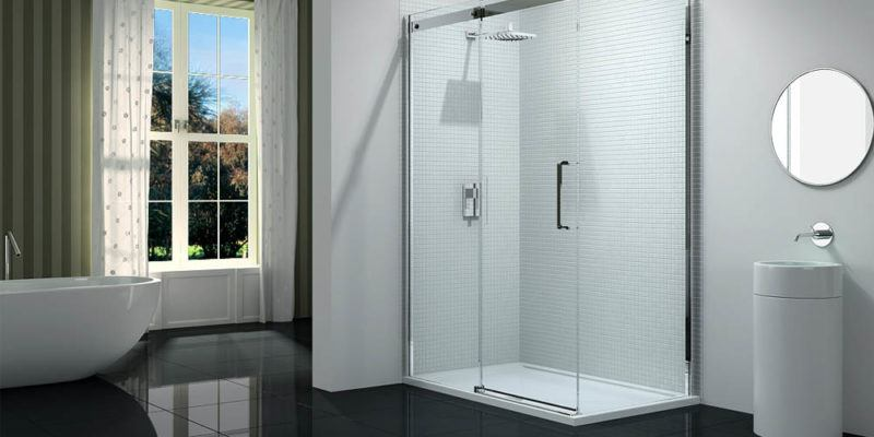 modern shower room designers