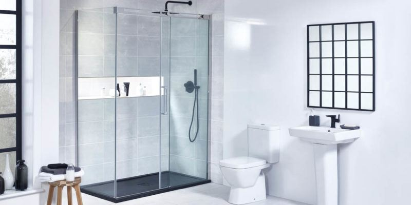small shower room installers