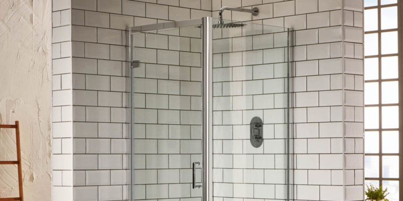 Small shower room design
