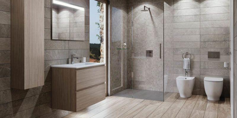 Luxury wet room ideas