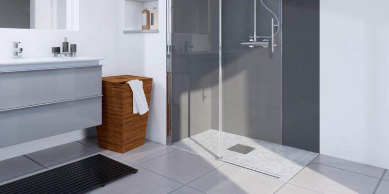 Modern wet room ideas