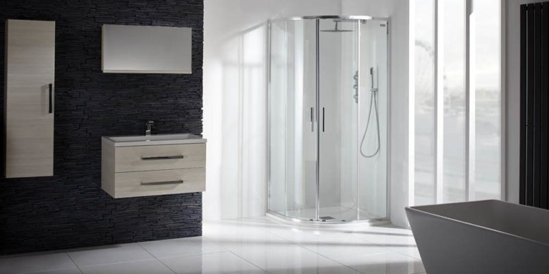 Modern wet room solutions