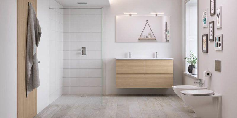 Modern wet room planning