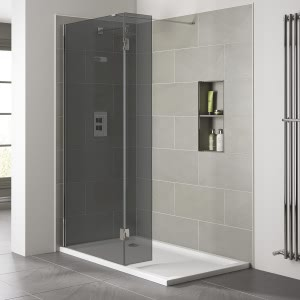 What's the best shower size for your bathroom?