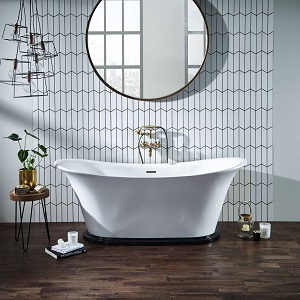 What are the best tiles to have in a bathroom?