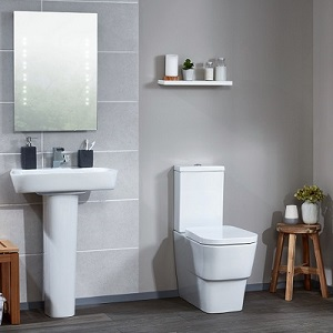 How to make a small bathroom look bigger – 10 ideas to try