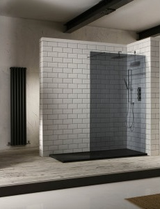 tinted-front-shower