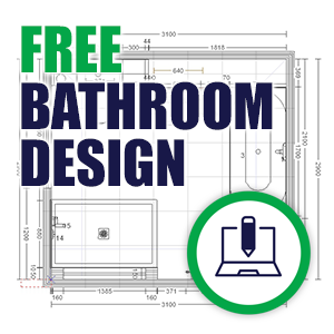 Here's what a free bathroom design service looks like