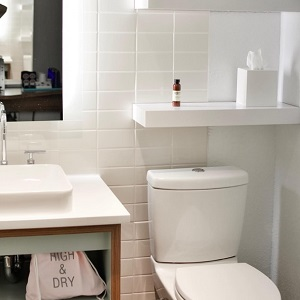 Small bathroom ideas on a budget – 9 ideas to try